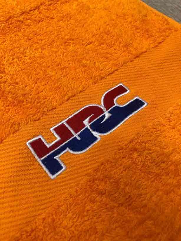 asciugamani personalizzati da palestra
