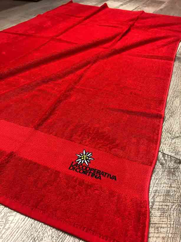 asciugamani personalizzati da spiaggia